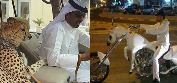 Dubai chama a atenção por seu exagero e luxo