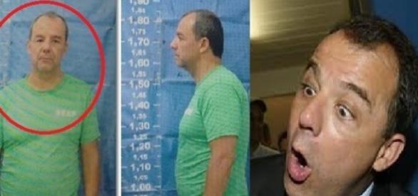 """Ex-governador Sérgio Cabral contratou """"faxineiro"""" para não pegar no pesado"""