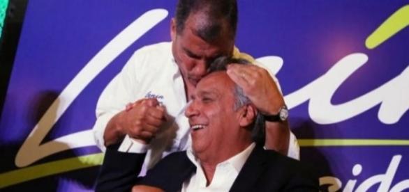 Oficialista Lenín Moreno se aproxima a la presidencia de Ecuador y ... - publimetro.cl