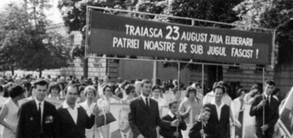 Ziua nationala din vremea comunismului. Vezi cum sarbatorea ... - a1.ro