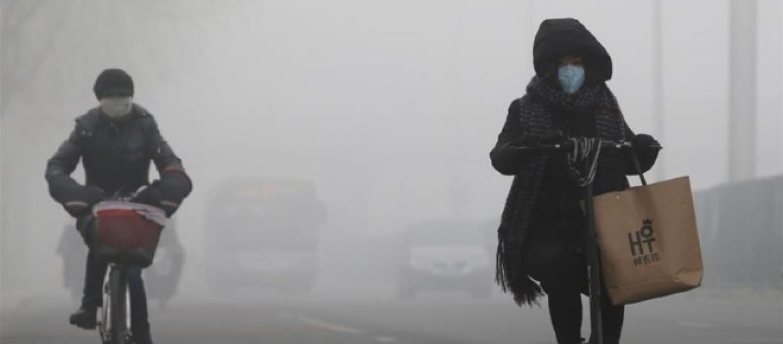 emissioni di CO2 in Cina