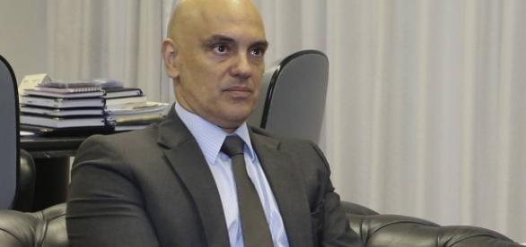 Alexandre de Moraes tem petição sob sigilo no STF - Jornal ... - globo.com