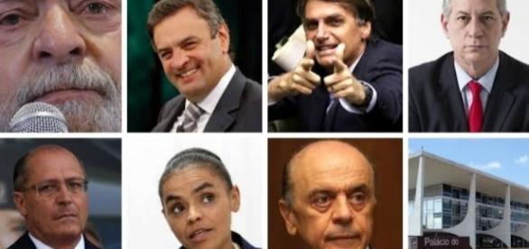 Candidatos à presidência esperam definição da Lava Jato para lançar candidatura