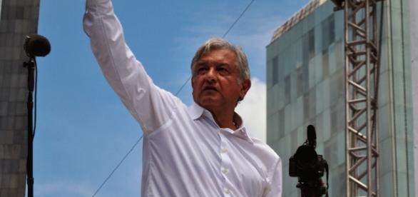 El ex presidente mexicano Andrés Manuel López Obrador