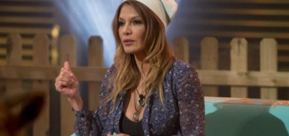GH VIP 5: Sergio Ayala e Ivonne Reyes, tensión sexual entre besos - lecturas.com