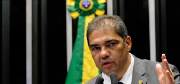 Hélio José, senador do PMDB/DF