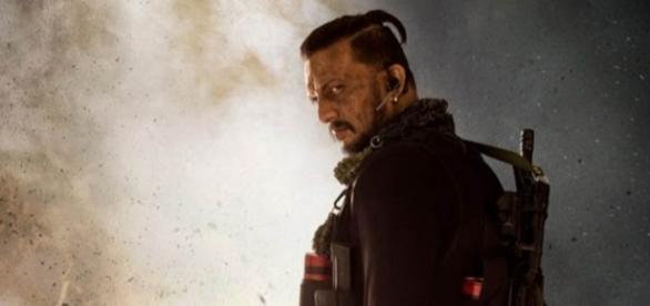 Kiccha Sudeep from 'Hebbuli' movie (Image credits: filmibeat.com)