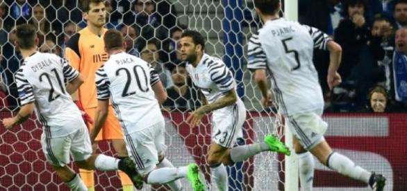 La Juventus irá a Turín con una ventaja cómoda. Depor.com
