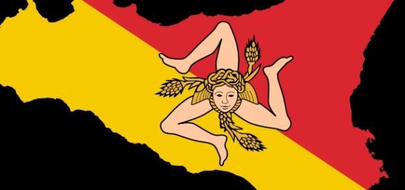 La Trinacria, simbolo della Sicilia