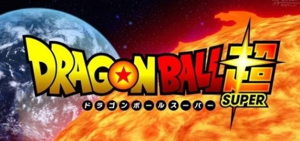Logo original de Dragon Ball Super