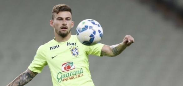 Lucas Lima virou alvo de clube brasileiro