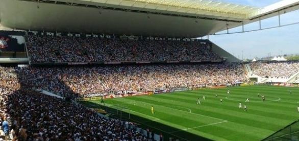 O Timão recebe o Verdão na Arena Corinthians, nessa quarta-feira.