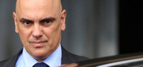 Alexandre de Moraes deixou recentemente o cargo de Ministro da Justiça