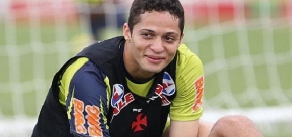 Anderson Martins fica cada vez mais próximo do Vasco (Foto: Divulgação)