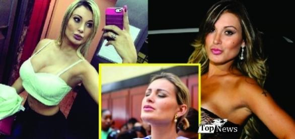 Andressa Urach é demitida por Edir Macedo