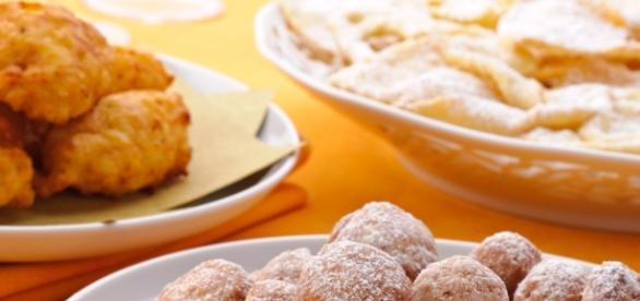 Castagnole e chiacchiere: ricette di carnevale