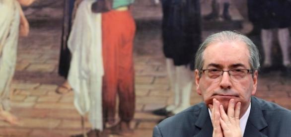 """Eduardo Cunha foi """"passado para trás' em divisão de propina"""