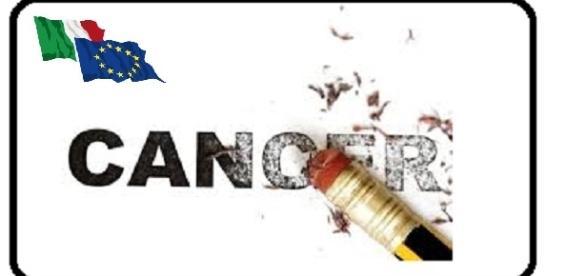 La mortalità per cancro è in forte riduzione in Italia e in tutta Europa