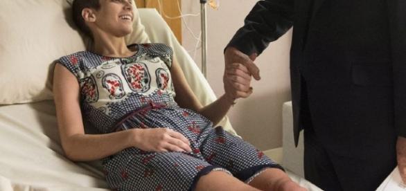 Letícia pede separação e novamente tem câncer