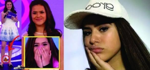 Maisa Silva solta pum em rede nacional