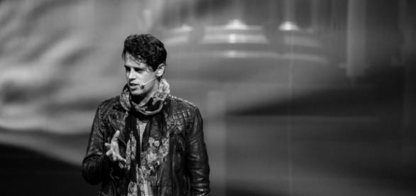 Milo Yiannopoulos, Journalist. Image by LeWeb14