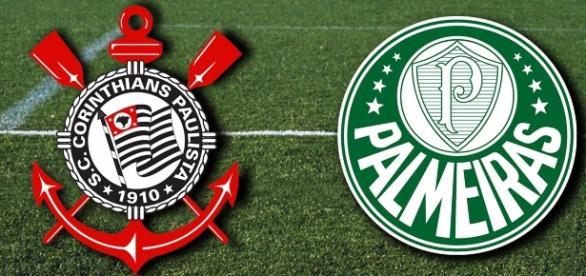 Clássico centenário entre Corinthians e Palmeiras