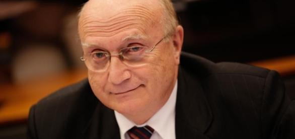 Deputado do Paraná, Osmar Serraglio, do PMDB, é o novo ministro da Justiça