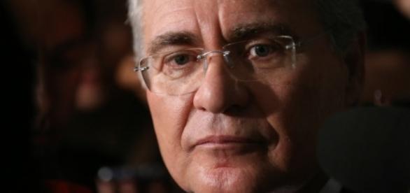 Ex-presidente do Senado, Renan Calheiros (PMDB)