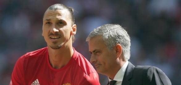 Jose Mourinho reveals Zlatan Ibrahimovic will be staying at ... - thesun.co.uk