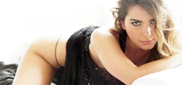 Leticia, filha de Datena, fará seu primeiro ensaio para Playboy