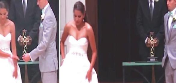 Noiva abandona noivo no altar - Google