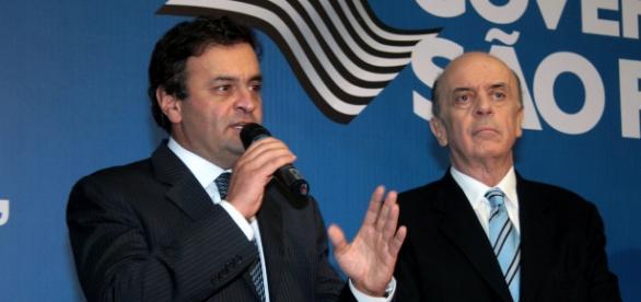 Os tucanos Aécio Neves e José Serra se encontrarão para decidir o novo ministro das Relações Exteriores.