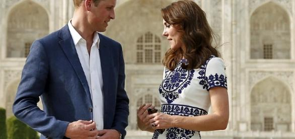 Prince William appears emotional at Taj Mahal + Why he refrains to ... - com.au