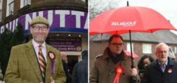 Stoke-on-Trent by-election: Labour and UKIP leaders begin campaign ... - encyclopedic.co.uk