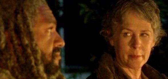 The Walking Dead : où en sont Carol et Ezekiel ?