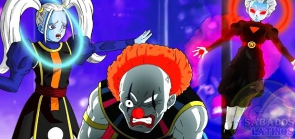 Dragon Ball Super: La muerte del villano dios payaso, Daishinkan sama