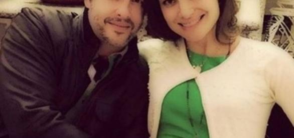 Foto de Victor e Poliana (reprodução Instagram).