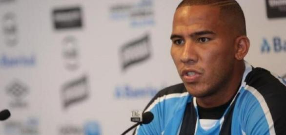 Jael foi contratado pelo Grêmio em 2017