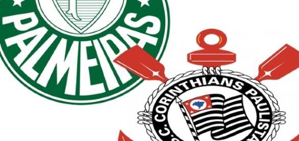 Palmeiras e Corinthians têm as melhores campanhas entre os grandes