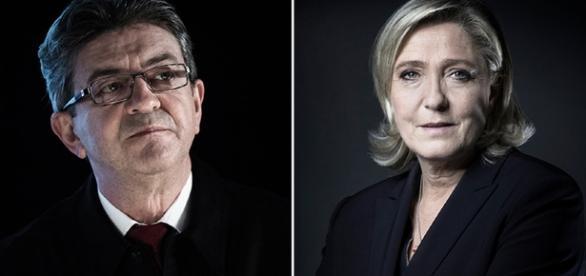 Présidentielle 2017 : quand Mélenchon agit en fonction de Le Pen - rtl.fr