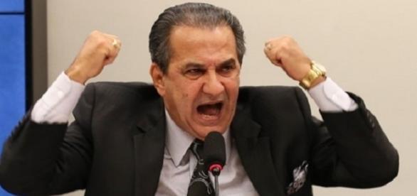 Silas Malafaia ficou revoltado com o indiciamento da PF (Foto: Reprodução).