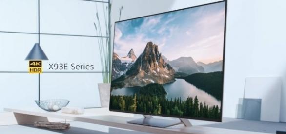 Sony BRAVIA X93E series, Youtube Sony channel https://www.youtube.com/watch?v=4AKV_mSWMqw