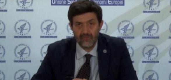 Adamo Bonazzi, Segretario Generale FSI-USAE