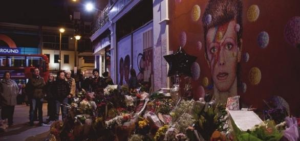 Aladdin Sane mural already exists in Brixton