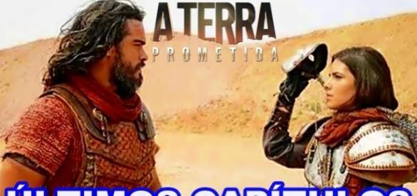 Aruna tem ajuda do Soldado Mascarado em 'A Terra Prometida'