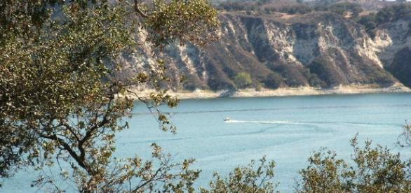 Cachuma Lake levels rise to 45% capacity | photo: bill-helf.us