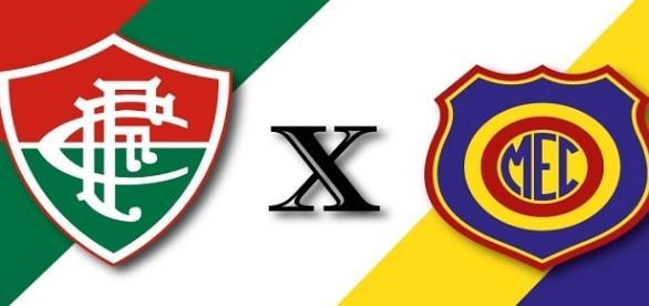Fluminense X Madureira: tricolores se enfrentam em Los Larios por uma vaga na final da Taça Guanabara (Foto: Fim de Jogo)