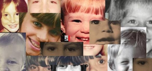 Fotos de artistas quando eram pequenos. Você consegue adivinhar quem são?
