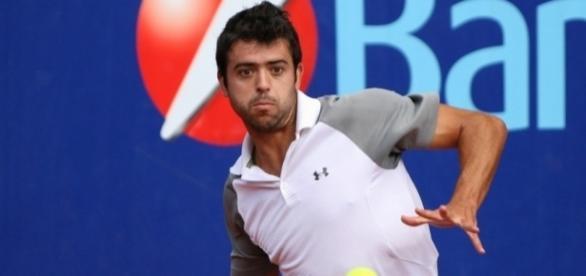 Iñigo Cervantes is a great bet to beat Olivio in Sao Paulo. - picture courtesy of colombiatennis.com
