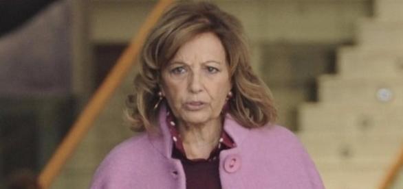 María Teresa Campos, muy afectada por la muerte de su ex, Pepe Chelala